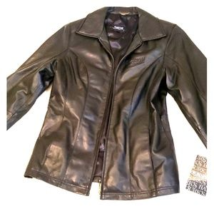 Burke's Bay genuine leather Jacket